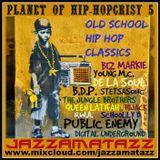 PLANET OF HIP-HOPCRISY 5 = Stetsasonic, Hijack The Terrorist Group, De La Soul, B.D.P. Public Enemy