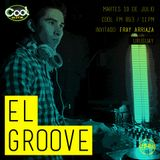 EL GROOVE Radio Show 021 - Fray Arriaza