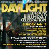 DJ Divine Crafted & Blended Jan 17
