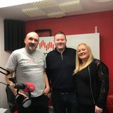 Derek McCutcheon interviews Steven and Cheryl from the County Inn, Cambuslang