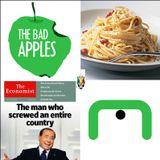'Food, Italian Politics & DnB' - Mauoq guest for Alite's 'Bad Apples Show #16' on Kool London