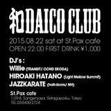 082215 WA-DAICO CLUB at St.Pax Cafe