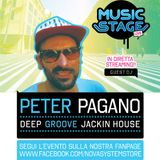 MUSIC STAGE Live! - PETER PAGANO 31/01/2013