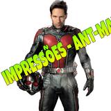 Impressões - Homem Formiga