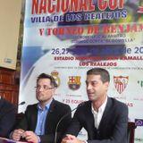 Presentación V Nacional Cup Villa de Los Realejos. 11 de abril