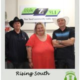 Interview with Rising SOuth on The Local - SA - 19 Oct 2017