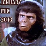 January Mix 2013 - Serato Olley