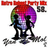 Yan De Mol - Retro Reboot Party Mix 58.