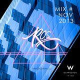 Mix 3 / Nov 13 / NuDisco (W Hotel Guangzhou)