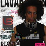 DJ Seth Sharp @ Lavabar in Reykjavik, Iceland.  Live house DJ set. 28 June 2014