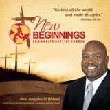 2013.05.26 - A Savior Who Overcomes (John 16:29-33)