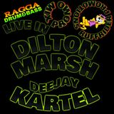 RUFFRIDER PROMOTIONS RAGGA DNB&JUNGLE PROMO MIX DJ KARTEL LIVE IN DILTON MARSH 11TH JULY