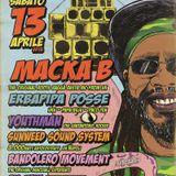 CLASSIC DANCEHALL ADDICT 3/6 - MACKA B LIVE