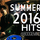 BOOGIEMIND | SUMMER 2016 HITS [top 40 mix] vol. 1