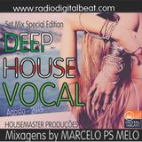 Set Deep House Vocal Agosto de 2015 Mixmania
