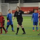 Refs face abuse at underage matches
