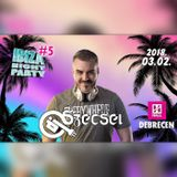 2018.03.02. - Ibiza Night Party #5 - HALL, Debrecen - Friday