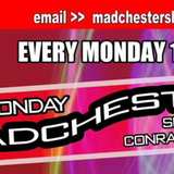 #8 The Monday Madchester Show with Conrad and Twist on #OSNRadioPLUS 10-12-2018