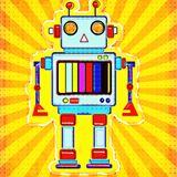 DJ EZE-Robot SteamMachine ©2014PSP