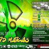 RADIOACTIVO DJ 17-2018 BY CARLOS VILLANUEVA
