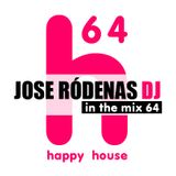 Jose Ródenas In The Mix 64