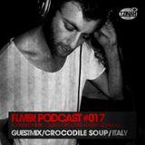 FLMB! PODCAST #017 / CROCODILE SOUP / ITALY