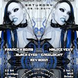 EngeLøcKt Noize Faktory live DJ set May 2014