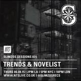 Slimzos Sessions w/ Slimzee B2B Trends, Novelist, Elf Kid, PK & A J Tracey - 6th August 2015