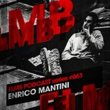 FLMB Podcast series '063 with Enrico Mantini (Purism, UMM, FLMB)