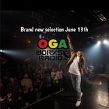 OGAWORKS RADIO June 13th 2018