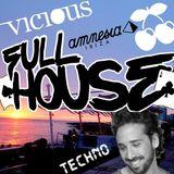 Techno Mini Mix - Full House 2014