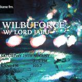 Force Frequencies 007 w/ Lord Jabu | KANE FM | 19/08/2017