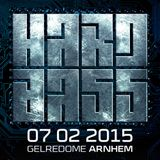 Team Blue (Code Black, Audiotricz & Toneshifterz) live @ Hard Bass 2015 (GelreDome) - 07.02.2015