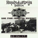 RepIndustrija Session / br. 79 Tema: Gang Starr Foundation diskografija 1989. - 2017.
