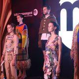 The 4 Talent Students MIX: Istituto Marangoni Mumbai 2017 Fashion Show
