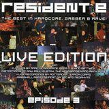Resident-E Live Edition - Episode 3 (CD2)