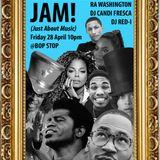 JAM Cleveland 4/28. DJ Red-I x Candi Fresca