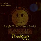 FLavRjay, Saturday 2 December 2017 Onlyoldskoolradio.com 94-00 Vinyl Selection
