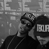 DJ Spinn (Teklife, Hyperdub) @ Benji B Exploring Future Beats Show, BBC Radio 1 (20.08.2015)