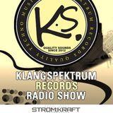 KLANGSPEKTRUM REC RADIO SHOW // 28.09.13 - V-TOUCH, SANDRE