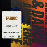2018.06.15 - Amine Edge & DANCE @ Fabric, London, UK