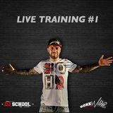 DJ IRON LIVE TRAINING MIX SESSION #1