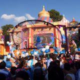 Danilo Ercole @ Tomorrowland Brazil 2015 Full On Ferry Stage