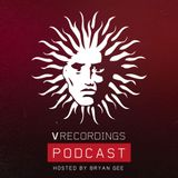 V Recordings Podcast 044 - Hosted by Bryan Gee