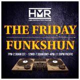 Lincoln Hauk LIVE - The Friday Funkshun Vol.1 @Housemasters-radio.com