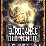 Nefti - Live @ Oldskool Vs Eurodance 17.01.2015