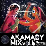 Akamady Mix Vol. 6 : Mayones (Tripomatica  - Melbourne)