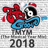 Dj Funkygroove The Muscial Yearmix 2K18 (244 songs)