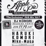 Apple Pie Live mix 2016.11.19 The Exclusives R&B Hits Release Party