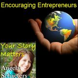 Ken Burnett on Your Story Matters with Angela Schaefers